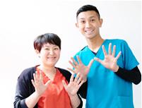 御殿場市 長澤健康院のスタッフ写真